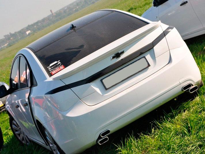 Фото тюнинга Chevrolet Cru…
